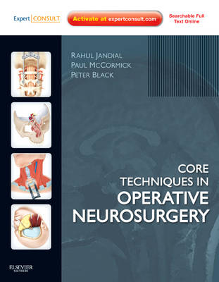 Core Techniques in Operative Neurosurgery: Expert Consult - Online and Print (Hardback)