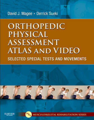 Orthopedic Physical Assessment Atlas and Video: Selected Special Tests and Movements (Paperback)