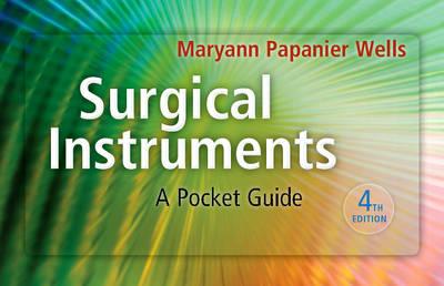 Surgical Instruments: A Pocket Guide (Spiral bound)