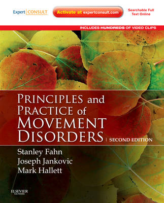 Principles and Practice of Movement Disorders: Expert Consult (Hardback)