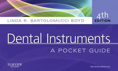Dental Instruments: A Pocket Guide (Spiral bound)