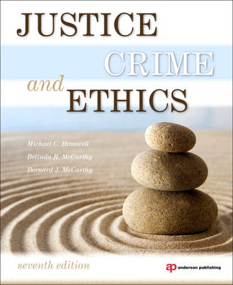 Justice, Crime and Ethics (Paperback)
