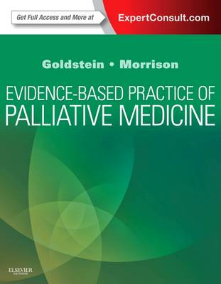 Evidence-Based Practice of Palliative Medicine: Expert Consult: Online and Print (Paperback)