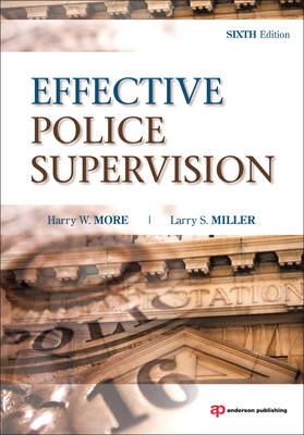 Effective Police Supervision (Paperback)