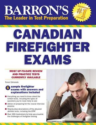 Barron's Canadian Firefighter Exams (Paperback)