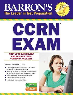 Barron's CCRN Exam with Online Test (Paperback)
