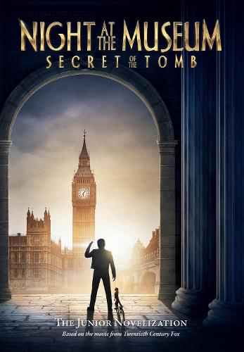 Night at the Museum: The Secret of the Tomb (Paperback)
