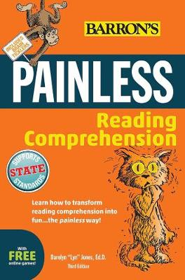 Painless Reading Comprehension - Barron's Painless (Paperback)