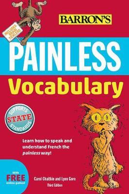 Painless Vocabulary - Barron's Painless (Paperback)
