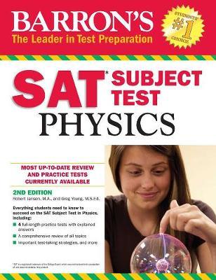 Barron's SAT Subject Test: Physics (Paperback)
