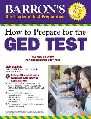 How to Prepare for the GED Test with CD-ROM, 2nd Edition (Paperback)