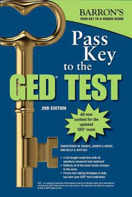 Pass Key to the GED Test (Paperback)