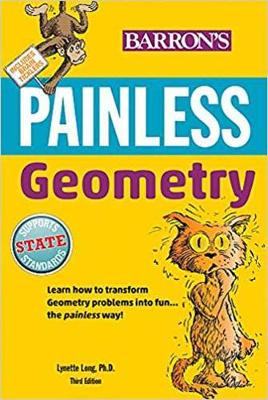 Painless Geometry - Barron's Painless (Paperback)