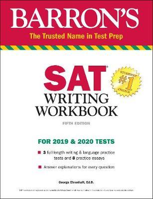 Barron's SAT Writing Workbook - Barron's Test Prep (Paperback)