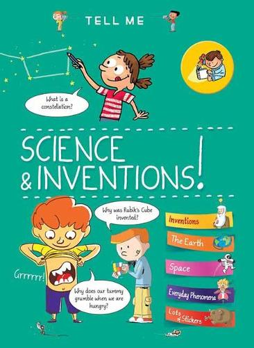Tell Me Science and Inventions - Tell Me (Hardback)