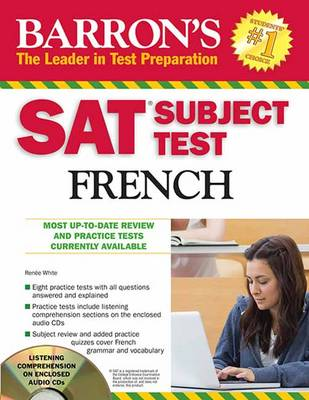 SAT French (Paperback)