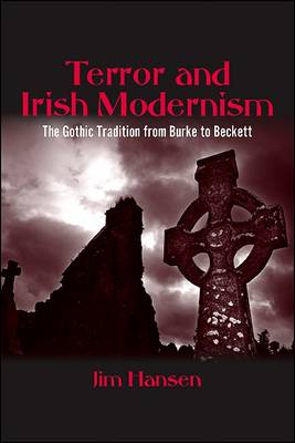 Terror and Irish Modernism: The Gothic Tradition from Burke to Beckett - SUNY series, Studies in the Long Nineteenth Century (Hardback)
