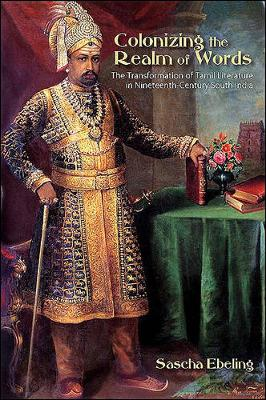Colonizing the Realm of Words: The Transformation of Tamil Literature in Nineteenth-Century South India - SUNY series in Hindu Studies (Paperback)
