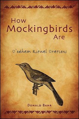 How Mockingbirds Are: O'odham Ritual Orations - North American Native Peoples, Past and Present (Hardback)