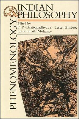 Phenomenology and Indian Philosophy (Paperback)