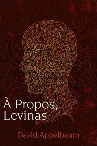 A Propos, Levinas (Hardback)