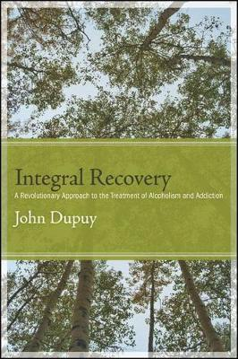 Integral Recovery: A Revolutionary Approach to the Treatment of Alcoholism and Addiction - SUNY series in Integral Theory (Hardback)