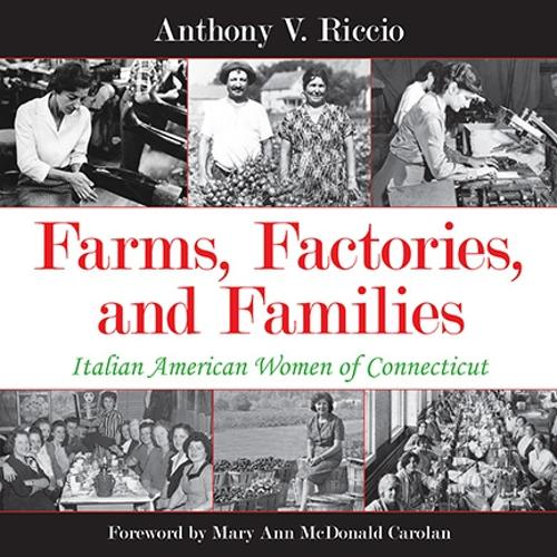 Farms, Factories, and Families: Italian American Women of Connecticut (Hardback)