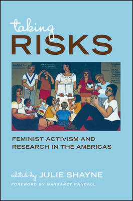 Taking Risks: Feminist Activism and Research in the Americas - SUNY Series, Praxis: Theory in Action (Hardback)
