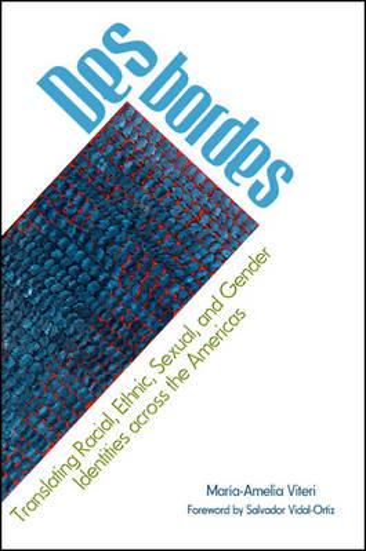 Desbordes: Translating Racial, Ethnic, Sexual, and Gender Identities across the Americas - SUNY series, Genders in the Global South (Hardback)