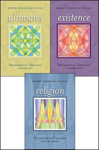 Philosophical Theology Set (Volumes 1, 2 and 3) (Hardback)