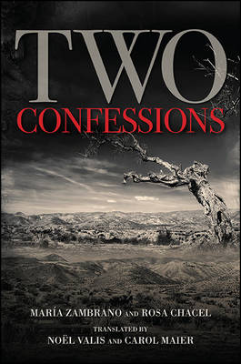 Two Confessions - SUNY series in Latin American and Iberian Thought and Culture (Hardback)