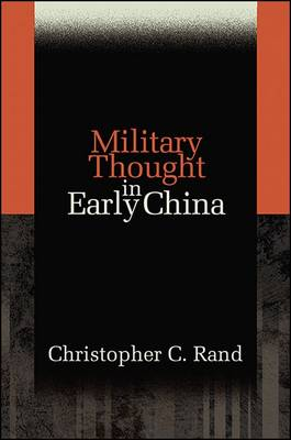 Military Thought in Early China (Hardback)