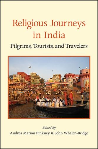 Religious Journeys in India: Pilgrims, Tourists, and Travelers (Hardback)