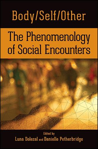 Body/Self/Other: The Phenomenology of Social Encounters (Hardback)