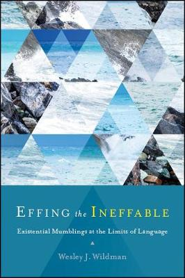 Effing the Ineffable: Existential Mumblings at the Limits of Language (Hardback)