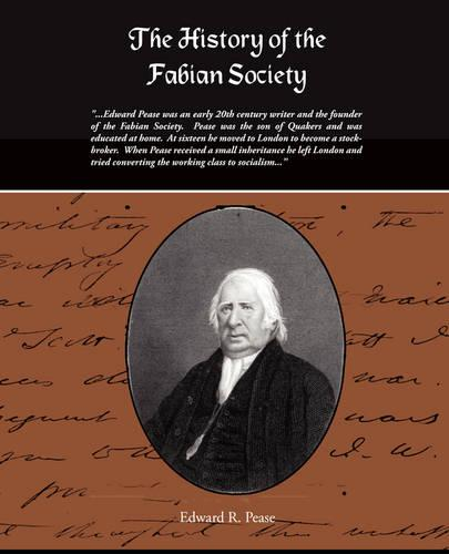 The History of the Fabian Society (Paperback)
