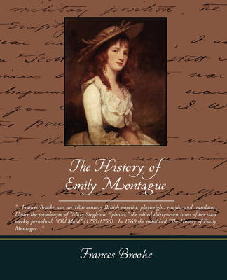 The History of Emily Montague (Paperback)