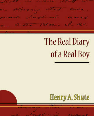 The Real Diary of a Real Boy (Paperback)
