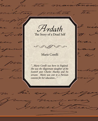 Ardath the Story of a Dead Self (Paperback)