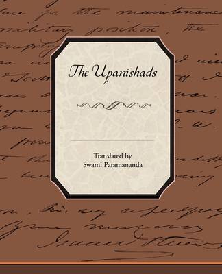 The Upanishads (Paperback)