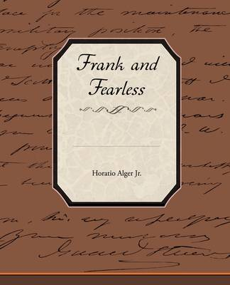 Frank and Fearless (Paperback)