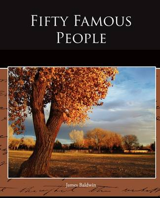 Fifty Famous People (Paperback)