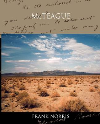McTeague (Paperback)