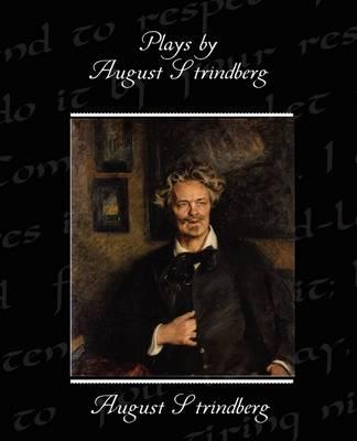 Plays by August Strindberg (Paperback)