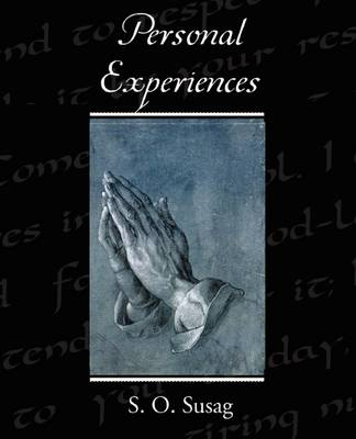 Personal Experiences (Paperback)