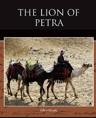 The Lion of Petra (Paperback)