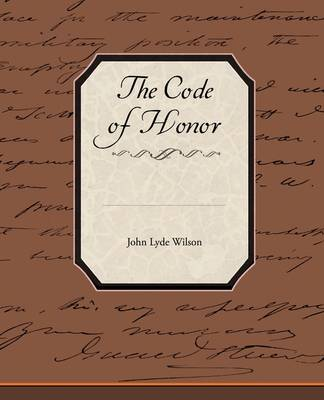 The Code of Honor (Paperback)