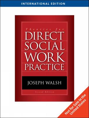 Theories for Direct Social Work Practice (Paperback)
