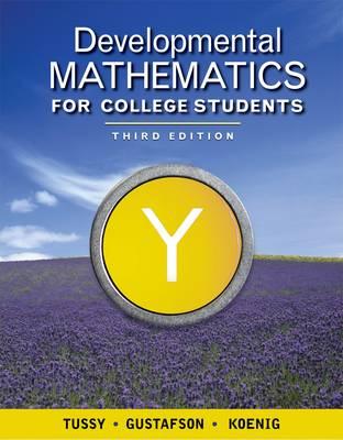 Developmental Mathematics for College Students (Paperback)