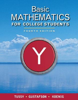 Basic Mathematics for College Students (Paperback)